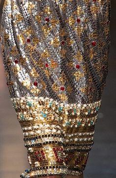 Dolce & Gabbana Fall 2013 Byzantine Mosaic Collection