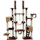 Click to see price - Kitty Mansions Rome Cat Tree -- To view further for this item, visit the image link. (This is an affiliate link) #CatActivityTrees