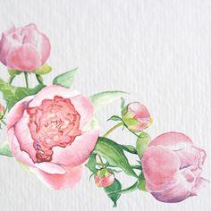 Watercolor by Volova Tatiana ARTtribut