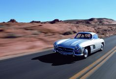 "Mercedes-Benz 300 SL ""Gullwing"" (W 198)"