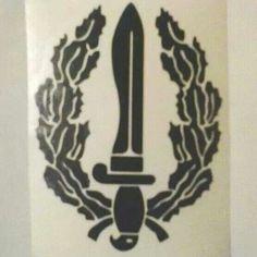 Emblema de los Boinas Verdes Españoles