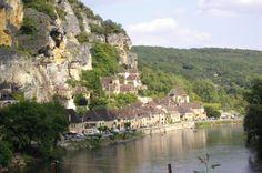 village de france - dordogne - perigord - roque gageac