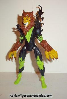 X-MEN X-Force toy biz HALLOWEEN JACK x-men 2099 1995 complete marvel universe action figures 1996 werwolf wolfman