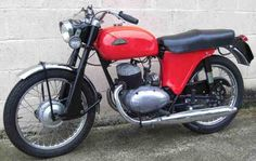 1963 Cotton Double Glos 250cc