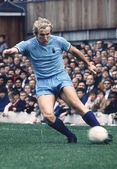 Dave Clements Coventry City 1970