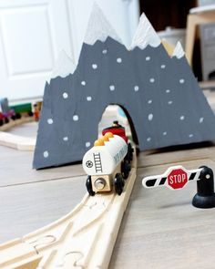 Shake My Blog   Un circuit montagne DIY