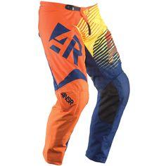 2015 Answer Syncron Pants - Orange Yellow