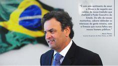 Aécio vai defender o Brasil com amor, assim com vez com Minas, deixando o estado muito mais estruturado e evoluido. #MudandoOBrasil #AecioNeves http://aeciodisse.tumblr.com/