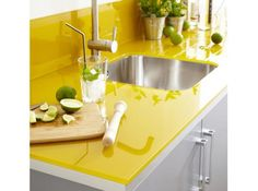 D co cuisine on pinterest cuisine white kitchens and - Plan travail cuisine leroy merlin ...