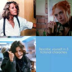 The non-cartoon version.  #3fictionalcharacters