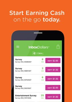 Earn cash for answering short survey questions right from your phone! Download the InboxDollars app for iOS free today and receive $5 bonus just to signup