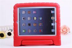 for iPad Mini1/2/3 Mini 1 Mini 2 Mini 3 Case Cover Children Kids Shock Proof Safe Soft Non-toxic Foam Handle Cover Case Stand
