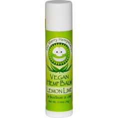 Lip Balm Land - Merry Hempsters - Lemon Lime *vegan, $5.50 (http://www.lipbalm.land/lip-balms-l-z/merry-hempsters/merry-hempsters-lemon-lime-vegan/)