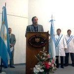 Dalmacio Mera abrió las Jornadas científicas en el Hospital San Juan Bautista