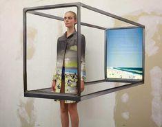 Prada's Fantastic Fashion Illusions (17 photos) - My Modern Metropolis