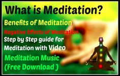 A to Z Everything you need to Know about Meditation with Video Meditation In Hindi, How To Do Meditation, Meditation Steps, How To Start Meditating, Meditation Videos, Meditation For Beginners, Meditation Benefits, Meditation Quotes, Meditation Music