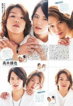 #Takaki #Yuya Hey Say JUMP - Takaki & Keito #Japan Boys #HSY Hey Say Best #Johnnys JR Takaki Yuya