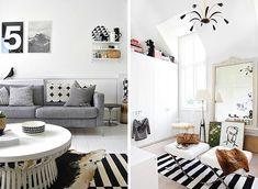 17 ideias de decorações minimalistas e neutras