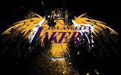 Lakers desktop wallpaper - Basketball team from USA - Based in L.A