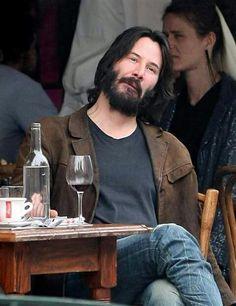 Keanu Reeves KCR