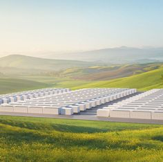 Elon Musk's Battery Farm Is an Undeniable Success PopMech the bet that saved Australia tens of millions of dollars Renewable Sources, Renewable Energy, Solar Energy, Solar Power, Wind Power, Energy Saving Tips, Save Energy, Online Architecture, Home