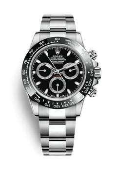 Discover the Cosmograph Daytona watch in 904L steel on the Official Rolex Website. Model: 116500LN