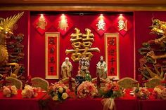 Chinese wedding ideas, how to plan