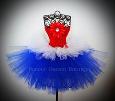 Hey, I found this really awesome Etsy listing at https://www.etsy.com/listing/100759782/patriotic-princess-tutu-dress