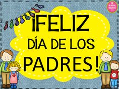The Father's Day Card in Spanish includes all kinds of great activities for your students to make for their dads. It has writing sheets, Blank Father's Day Cards to color and write and much Fathers Day In Spanish, Wish In Spanish, Fathers Day Wishes, Fathers Day Cards, Happy Fathers Day, Birthday Quotes For Daughter, Birthday Gifts For Grandma, Birthday Gifts For Boyfriend, Gifts For Dad