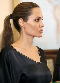 ‒⋞⭐️Angelina Jolie - Famous Last Words Angelina Jolie Nose, Angelina Jolie Photos, Love Makeup, Makeup Looks, Beyonce, Provocateur, Beautiful Celebrities, Mannequins, Hollywood Actresses