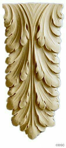 Decorators Supply is a historic manufacturer of ornate ceilings, ceiling medallions, crown mouldings, woodwork appliques and onlays and ornate wall panels Intarsia Wood, Wood Carving Designs, Wood Panel Walls, Clay Design, Wooden Art, Stone Carving, Architectural Elements, Wood Sculpture, Woodcarving
