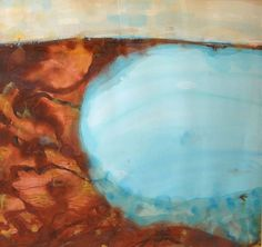 John Olsen, paintings for sale at Savill Galleries by this great Australian artist.