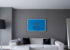 Color Gallery Gorgeous Dark Gray Walls