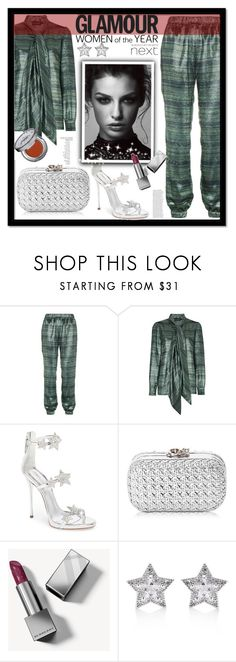 """Untitled #539 1/6/18 1:46pm"" by riuk ❤ liked on Polyvore featuring Haney, Giuseppe Zanotti, Corto Moltedo, Burberry, Goody, CZ by Kenneth Jay Lane, Urban Decay and By Terry"