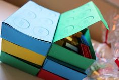 Abide With Me: A Lego Party For The Birthday Boy