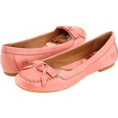 pink born loafers - i think i have these in like 3 or 4 different colors