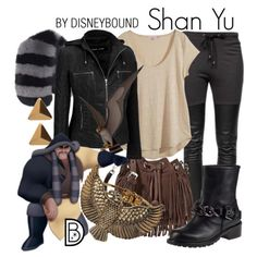 """It's a day dedicated to Mulan over on http://disneybound.tumblr.com #Disney #disneybound #fashion #mulan #shanyu #disneyvillains #disneystyle #flatlay…"""