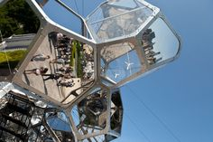 The Metropolitan Museum of Art - Installation PhotosTomás Saraceno's On the Roof of Cloud City