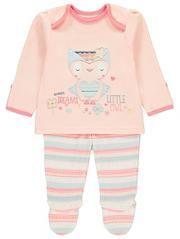 Owl Pyjama Set