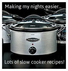 crock recipes