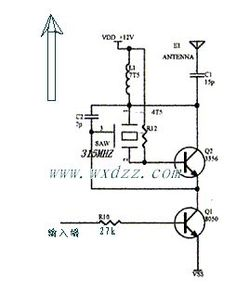 frequency counter circuit diagram tradeoficcom electronic test rh pinterest com
