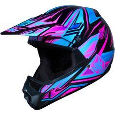Utility ATV HJC CL-XY Youth Helmet - Fulcrum   MotoSport