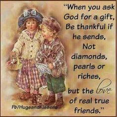 True Friends--my heart skips beats when I think of you, and that's good, because it reveals I have a heart. Christian Friendship Quotes, Christian Quotes, Birthday Wishes For A Friend Messages, Good Morning God Quotes, Friend Poems, Friend Quotes, Love Quotes, Inspirational Quotes, Motivational