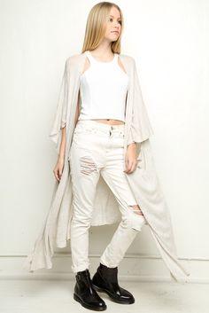 Brandy ♥ Melville | Alexis Kimono Top - Clothing
