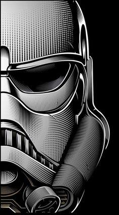 s stormtrooper - star wars art - trending s Star Wars Painting, Galaxy Painting, Wallpaper Computer, Wallpaper Samsung, Apple Wallpaper, Star Wars Wallpaper Iphone, Wallpaper Art, Galaxy Wallpaper, Wallpaper Backgrounds
