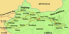 X - SILK ROAD ENCYCLOPEDIA - Guide on Silk Route Trade & Travel
