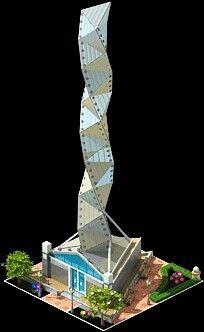 Art Tower, Arata Isozaki