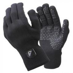 Black LG Seal Skinz Ultra Grip Waterproof Glove