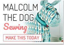 Little ones and grown-ups alike will adore this dog toy, which you can make using our tutorial and templates! Card Making Templates, Crafts Beautiful, Lovely Creatures, Hobbies And Crafts, Arts And Crafts, Dog Template, Project Free, Plush Pattern, Magazine Art