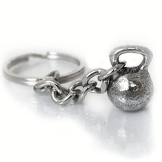 You know you're obsessed when you want to carry a kettlebell with you outside of the box!